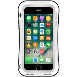 Чехол для Apple iPhone 7 (Love Mei Powerful Small Waist Upgrade Version 859571) (белый)