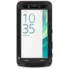 Чехол для Sony Xperia X (Love Mei Powerful 859535) (черный) - Чехол для телефонаЧехлы для мобильных телефонов<br>Противоударный пыле- и влагозащищенный чехол с защитой экрана гарантирует непревзойденную защиту смартфона от последствий падений, сколов, царапин, пыли и брызг.<br>