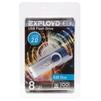 Exployd 530 8GB (синий) - USB Flash driveUSB Flash drive<br>Exployd 530 8GB - флэш-накопитель, объем 8 Гб, интерфейс USB 2.0, материал корпуса: пластик.<br>