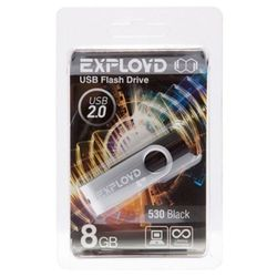 Exployd 530 8GB (черный)