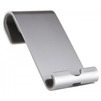 Держатель для Apple iPhone (Seenda IPS-Z17) (серебристый) - АксессуарРазное<br>Универсальный держатель из литого алюминия, вертикальное крепление, защита от царапин и потертостей.<br>