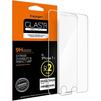 Защитное стекло для Apple iPhone 7 Plus (Spigen 043GL20468) - Защитное стекло, пленка для телефонаЗащитные стекла и пленки для мобильных телефонов<br>Высокая прочность, не влияет на уровень яркости, олеофобное покрытие, закругленные углы.<br>