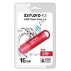 Exployd 570 16GB (красный) - USB Flash driveUSB Flash drive<br>Exployd 570 16GB - флеш-накопитель, объем 16Гб, USB 2.0, 15Мб/с, пластик.<br>