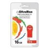 OltraMax 210 16GB (красный) - USB Flash driveUSB Flash drive<br>OltraMax 210 16GB - флеш-накопитель, объем 16Гб, USB 2.0, 15Мб/с, пластик.<br>