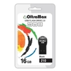 OltraMax 210 16GB (черный) - USB Flash driveUSB Flash drive<br>OltraMax 210 16GB - флеш-накопитель, объем 16Гб, USB 2.0, 15Мб/с, пластик.<br>