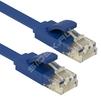Патч-корд 2хRJ-45 кат.5e 1.0м (Greenconnect GCR-LNC111-1.0m) (синий) - КабельСетевые аксессуары<br>Для подключения к интернету на высокой скорости.<br>