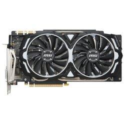 MSI GeForce GTX 1080 Ti 1531Mhz PCI-E 3.0 11264Mb 11016Mhz 352 bit DVI 2xHDMI HDCP Armor OC RTL