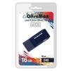 OltraMax 240 16GB (синий) - USB Flash driveUSB Flash drive<br>OltraMax 240 16GB - флеш-накопитель, объем 16Гб, USB 2.0, 15Мб/с, пластик.<br>