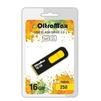 OltraMax 250 16GB (желтый) - USB Flash driveUSB Flash drive<br>OltraMax 250 16GB - флеш-накопитель, объем 16Гб, USB 2.0, 15Мб/с, пластик, выдвижной разъем.<br>