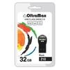 OltraMax 210 32GB (черный) - USB Flash driveUSB Flash drive<br>OltraMax 210 32GB - флеш-накопитель, объем 32Гб, USB 2.0, 15Мб/с, пластик.<br>