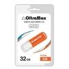 OltraMax 230 32GB (оранжевый) - USB Flash driveUSB Flash drive<br>OltraMax 230 32GB - флеш-накопитель, объем 32Гб, USB 2.0, 15Мб/с, пластик.<br>