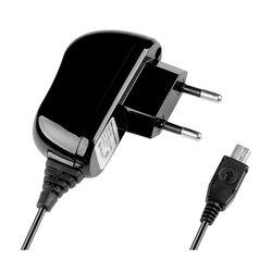 Сетевое зарядное устройство mini USB 1A Deppa