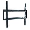Ultramounts UM812F (черный) - Подставка, кронштейнПодставки и кронштейны<br>Для использования с телевизорами диагональю 32-55, весом до 35 кг. Расстояние телевизора от стены 19.5 мм. VESA 200х200, 400х200, 300х300 400х400.<br>