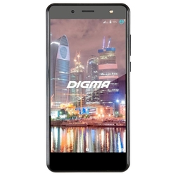 Digma Vox Flash 4G (черный) :::