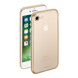 Чехол-накладка для Apple iPhone 7 (Deppa Gel Plus Case 85284) (золотистый)