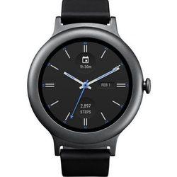 LG Watch Style W270 (корпус титан, ремешок титан)