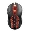 QUMO Dragon War tRex M16 - Мыши и КлавиатурыМыши и Клавиатуры<br>QUMO Dragon War tRex M16 - компьютерная мышь, USB, проводная, игровая, оптическая, 800/1200/1600/2200 dpi, подсветка: 7 цветов, 7 кнопок, soft-touch покрытие.<br>