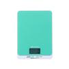 Kitfort KT-803-1 (бирюзовый) - Кухонные весыКухонные весы<br>Позволяют определять вес до 5 кг с точностью до 1 грамма. Они оснащены жидкокристаллическим дисплеем с крупными цифрами, функциями автокалибровки, тарировки и выбора единиц измерения.<br>