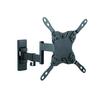 Ultramounts UM866 (черный) - Подставка, кронштейнПодставки и кронштейны<br>Для использования с телевизорами диагональю 13-42, весом до 20кг. Возможен наклон до 12 градусов и подъем до 5 градусов. Поворот влево и вправо на 45 градусов. Расстояние телевизора от стены 60-273 мм. VESA 75x75, 100x100, 200x200.<br>