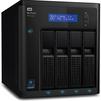 WD WDBKWB0320KBK-EEUE - Жесткие дискиЖесткие диски<br>4 места под 3.5 HDD, объем установленных дисков 32Тб, интерфейс HDD SATA III.<br>