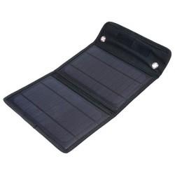 Универсальная солнечная зарядка Topray Solar TPS-956N-7 (складная) (черный)