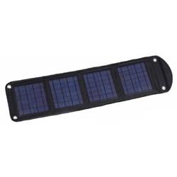 Универсальная солнечная зарядка Topray Solar TPS-956N-14 (складная) (черный)