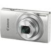 Canon IXUS 190 (серебристый) - Фотоаппарат цифровойЦифровые фотоаппараты<br>Компактная фотокамера, размер матрицы: 1/2,3, размер дисплея: 2.7, CCD, оптический зум: 10x, съемка видео: HD (1280x720), SD.<br>