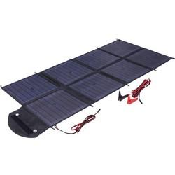Cолнечное зарядное устройство Topray Solar TPS-956-100W (c контроллером 10А) (черный)