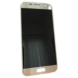 Дисплей для Samsung Galaxy S7 G930 с тачскрином, без рамки (100132) (серебристый) (1 категория Q)