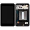 Дисплей для Lenovo IdeaTab A3500 с тачскрином, с рамкой (Liberti Project 0L-00000973) (черный) (1 категория Q) - Матрица, экран, дисплей для планшетаМатрицы, экраны, дисплеи для планшетов<br>Дисплей выполнен из высококачественных материалов и идеально подходит для данной модели устройства.<br>