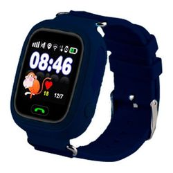 Smart Baby Watch Q80 (темно-синий) :