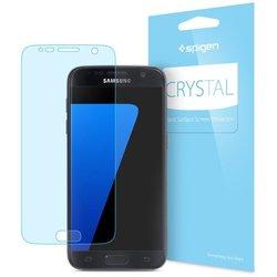 Защитная пленка для Samsung Galaxy S7 Spigen Screen Protector Crystal (555FL20001)