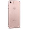 Чехол-накладка для Apple iPhone 7 (Spigen Liquid Crystal Glitter 042CS21419) (кристально-розовый) - Чехол для телефонаЧехлы для мобильных телефонов<br>Обеспечит защиту телефона от царапин, потертостей и других нежелательных внешних воздействий.<br>