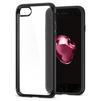 Чехол-накладка для Apple iPhone 7 (Spigen Ultra Hybrid 2 042CS20926) (черный) - Чехол для телефонаЧехлы для мобильных телефонов<br>Обеспечит защиту телефона от царапин, потертостей и других нежелательных внешних воздействий.<br>