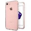 Чехол-накладка для Apple iPhone 7 (Spigen Neo Hybrid Crystal Glitter 042CS21420) (розовое золото) - Чехол для телефонаЧехлы для мобильных телефонов<br>Обеспечит защиту телефона от царапин, потертостей и других нежелательных внешних воздействий.<br>