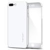 Чехол-накладка для Apple iPhone 7 Plus Spigen Thin Fit 360 (043CS21100) (белый) - Чехол для телефонаЧехлы для мобильных телефонов<br>Обеспечит защиту смартфона со всех сторон, закаленное стекло убережет экран от царапин.<br>