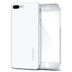 Чехол-накладка для Apple iPhone 7 Plus Spigen Thin Fit 360 (043CS21100) (белый)