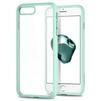 Чехол-накладка для Apple iPhone 7 Plus (Spigen Ultra Hybrid 2 043CS21138) (мятный) - Чехол для телефонаЧехлы для мобильных телефонов<br>Обеспечит защиту телефона от царапин, потертостей и других нежелательных внешних воздействий.<br>