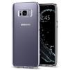 Чехол-накладка для Samsung Galaxy S8 (Spigen Case Liquid Crystal 565CS21612) (кристально-прозрачный) - Чехол для телефонаЧехлы для мобильных телефонов<br>Обеспечит защиту телефона от царапин, потертостей и других нежелательных внешних воздействий.<br>