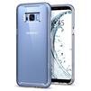 Чехол-накладка для Samsung Galaxy S8 (Spigen Neo Hybrid Crystal 565CS21605) (голубой коралл) - Чехол для телефонаЧехлы для мобильных телефонов<br>Удобный и компактный чехол, обеспечит защиту от негативных внешних воздействий.<br>