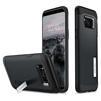 Чехол-накладка для Samsung Galaxy S8 (Spigen Slim Armor 565CS20830) (металлический) - Чехол для телефонаЧехлы для мобильных телефонов<br>Защитит смартфон от грязи, пыли, брызг и других внешних воздействий.<br>