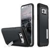 Чехол-накладка для Samsung Galaxy S8 Plus (Spigen Slim Armor 571CS21121) (металлический) - Чехол для телефонаЧехлы для мобильных телефонов<br>Защитит смартфон от грязи, пыли, брызг и других внешних воздействий.<br>