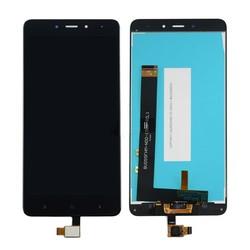 Дисплей для Xiaomi Redmi Note 4 с тачскрином (М21618) (черный)