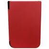 Чехол-книжка для PocketBook Touch 631 (Slim PB631-SL01-RD) (красный) - Чехол для электронной книгиЧехлы для электронных книг<br>Чехол обеспечит защиту от царапин, потертостей и других нежелательных внешних воздействий.<br>