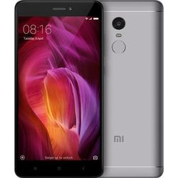 Xiaomi Redmi Note 4 32Gb (серый) :::
