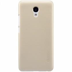Чехол-накладка для Meizu M5 Note (Nillkin BackCover) (золотистый)