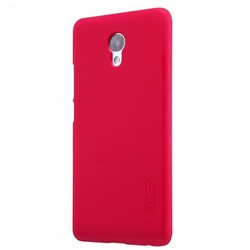 Чехол-накладка для Meizu M5 Note (Nillkin BackCover) (красный)
