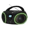 BBK BX150BT (белый, зеленый) - МагнитолаМагнитолы<br>Мощность - 4Вт, поддержка CD, CDRW, воспроизведение MP3, WMA, интерфейс USB.<br>