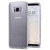 Чехол-накладка для Samsung Galaxy S8 Plus (Spigen Liquid Crystal Glitter 571CS21669) (кристальный кварц) - Чехол для телефонаЧехлы для мобильных телефонов<br>Обеспечит защиту телефона от царапин, потертостей и других нежелательных внешних воздействий.<br>