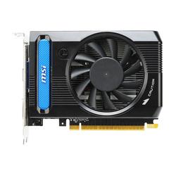 MSI GeForce GT 730 1006Mhz PCI-E 2.0 2048Mb 1600Mhz 64 bit DVI HDMI HDCP RTL